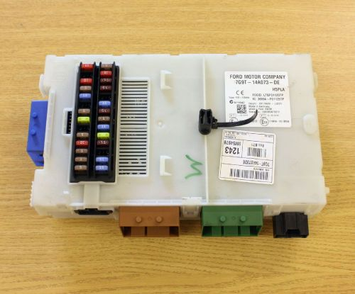 small resolution of ford mondeo mk4 2 0 tdci body control module fuse box bcm 7g9t 14a073 cf 1681101 photo